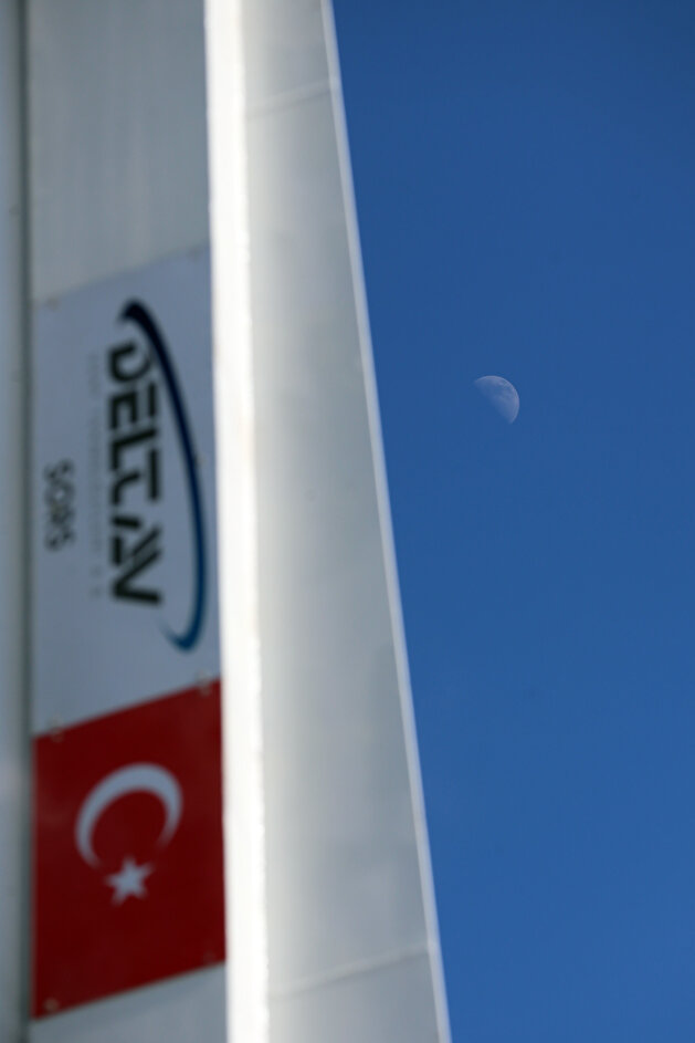 Turkey's Hybrid-powered Probe Rocket System to be used in lunar mission successfully tested