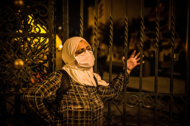 Tunisians stage protest after President Saied suspends parliament, sacks PM