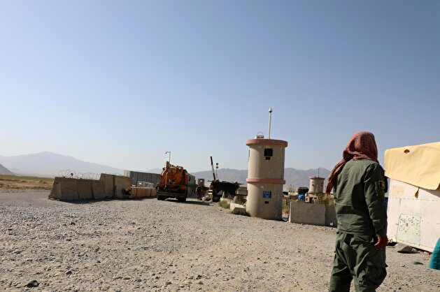 US forces transfer their main Bagram Airfield to Afghans