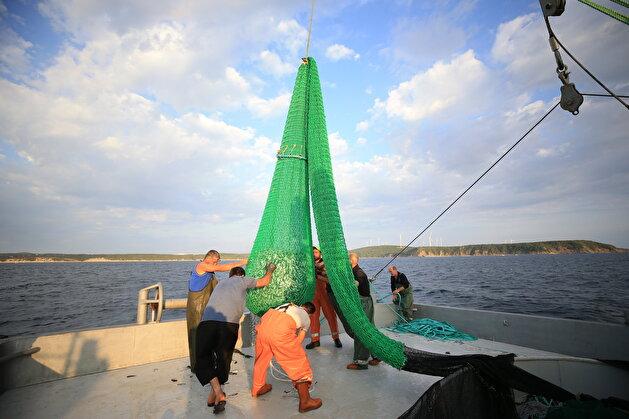 Fishing season begins in Turkey