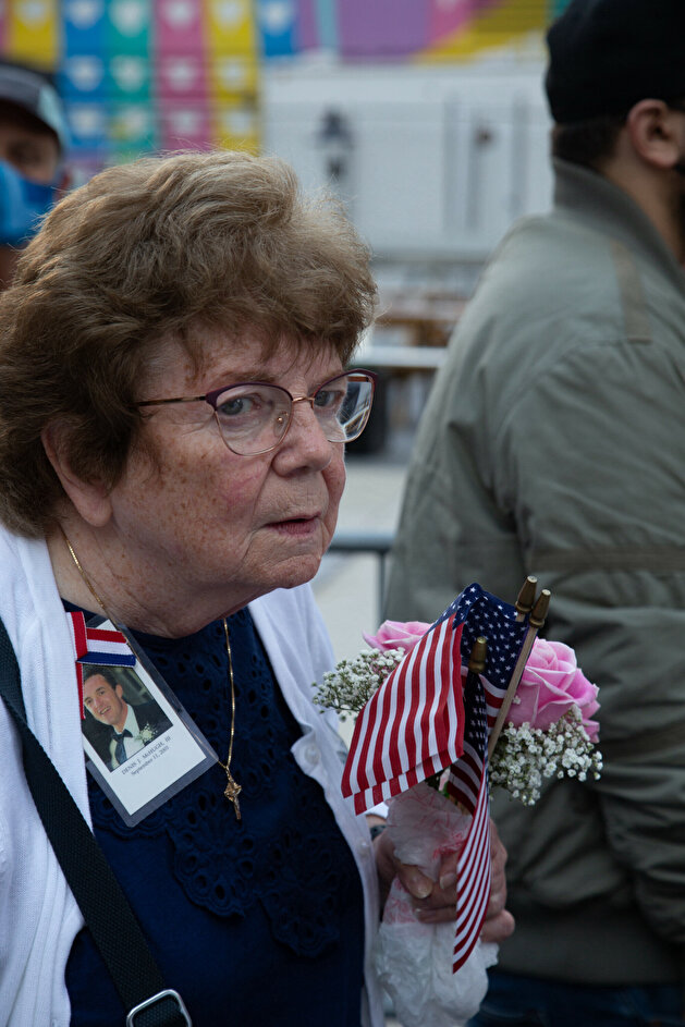 America honors 9/11 victims on 20th anniversary