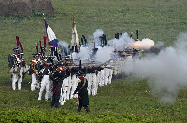 Borodino International Military Historical Festival kicks off in Moscow