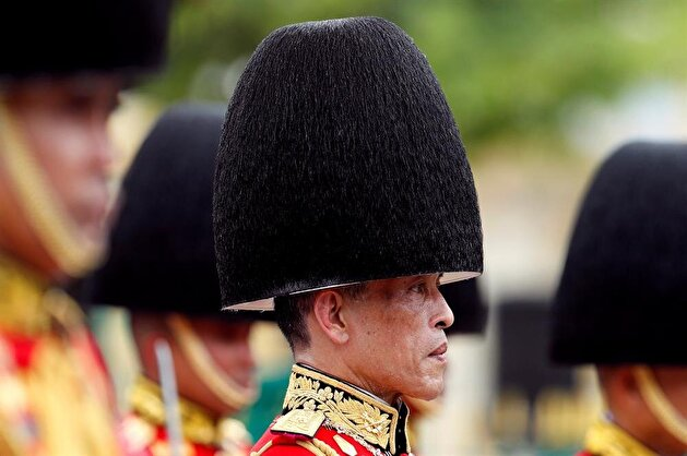 Thousands turn out to see lavish funeral of Thailand's late king