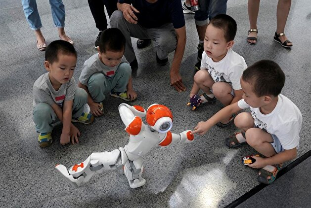 Rise of the robots: 2018 World Robot Conference in Beijing