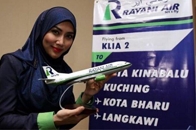 بالصور.. أول رحلة طيران في العالم وفق الشريعة الإسلامية