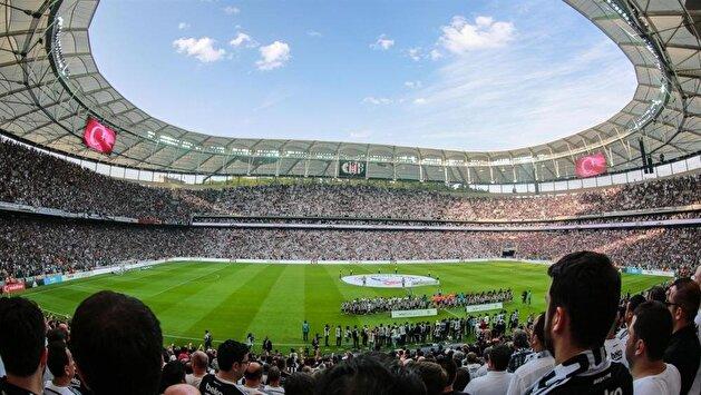 بشيكطاش التركي يسعى للفوز في الديربي الأول على ملعبه الجديد
