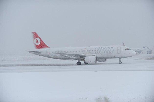 Below-freezing temperatures envelope Turkey