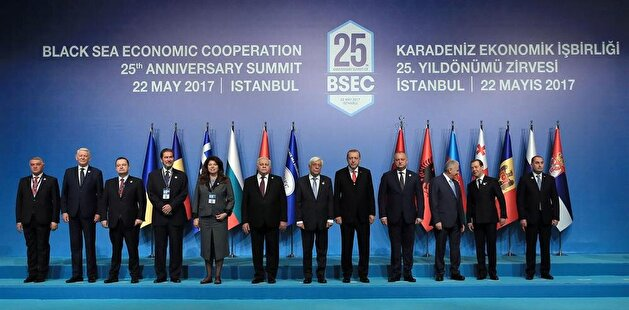 25th Anniversary Summit of BSEC in Istanbul