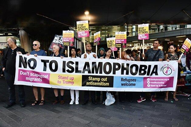 Solidarity Vigil in London