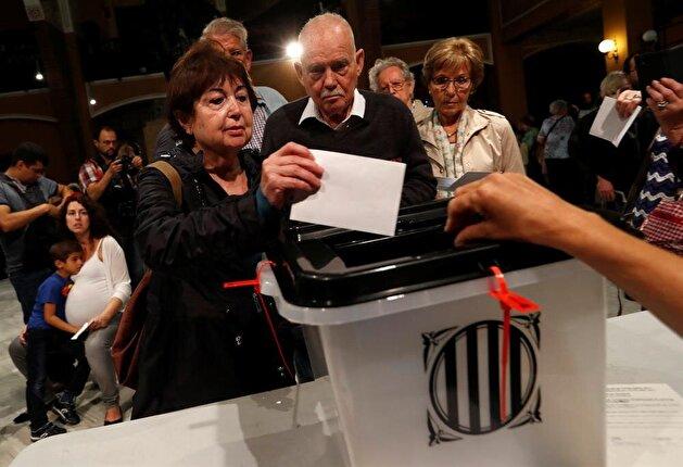Catalan independence referendum