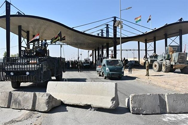 Iraqi forces continue to advance in Kirkuk
