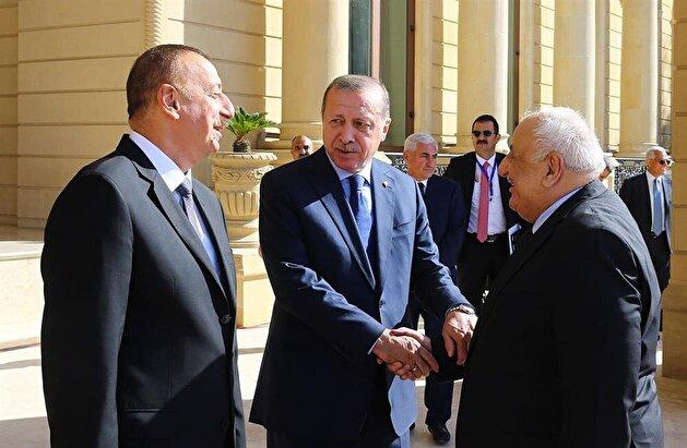 President Erdoğan visits Azerbaijan