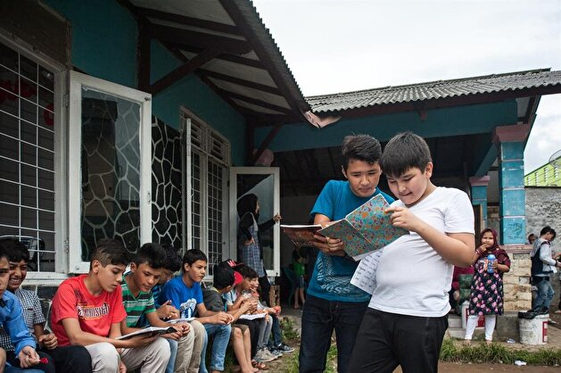 Refugee Learning Center in Indonesia's Bogor educates hundreds, gives hope
