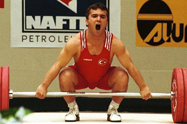 Turkish weightlifting legend Naim Süleymanoğlu