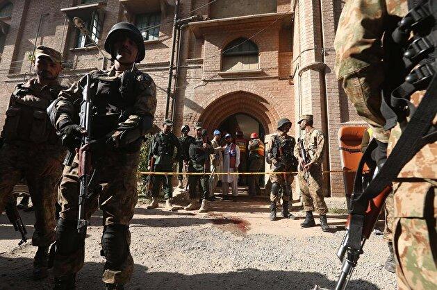Pakistan university hostel attack