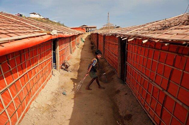 Rohingya widows find safe haven in Bangladesh camp