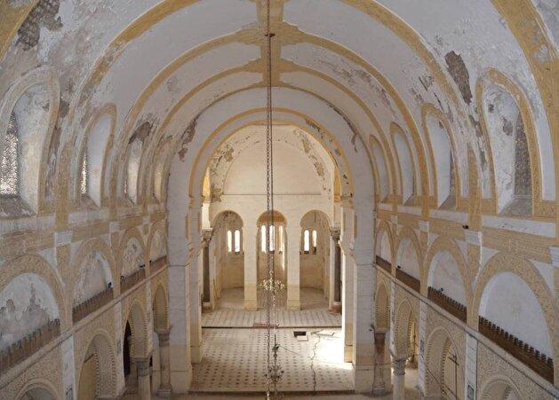 Turkey restores historic mosque in Algeria