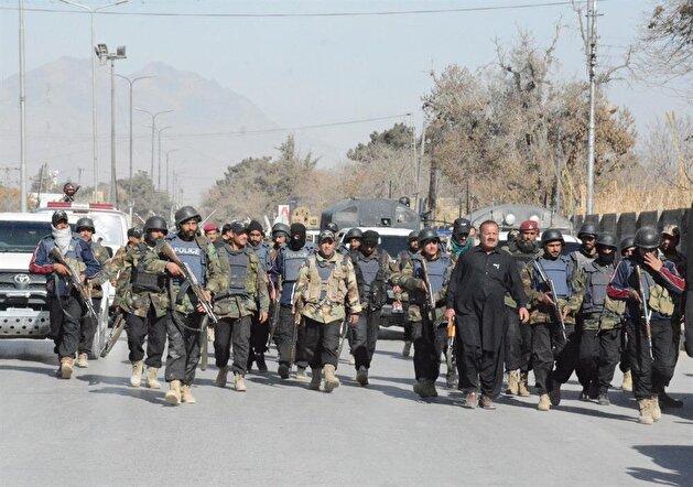 Suicide Attack in Quetta Church