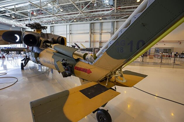 Production of ATAK Helicopters