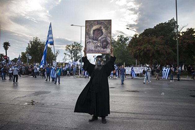 Protests grip Thessaloniki after Greece-Macedonia name deal