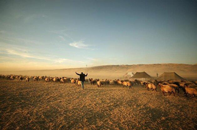 Nomadic lifestyle in Turkey's Van