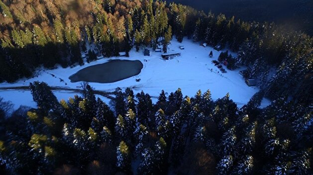 Winter views from Turkey