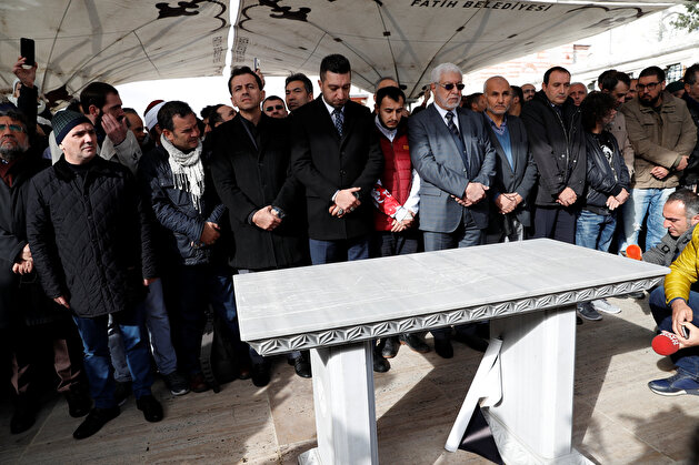 Funeral for Khashoggi held at iconic Istanbul mosque
