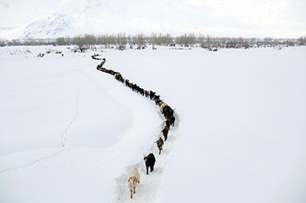 Winter in Turkey's Tunceli