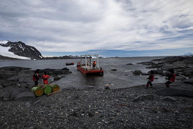 Antarctica: Turkey sets up landmark polar base