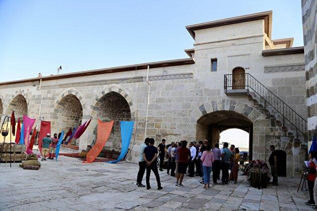 Turkey's ancient Zazadin Caravansary opens door to tourism