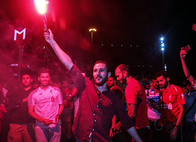 Liverpool win UEFA Super Cup