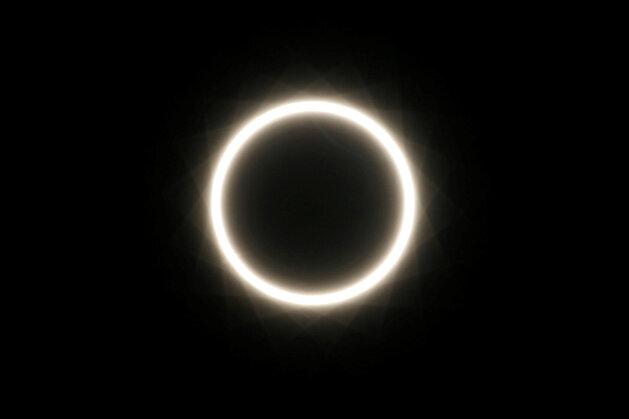 Dazzling solar eclipse across the world