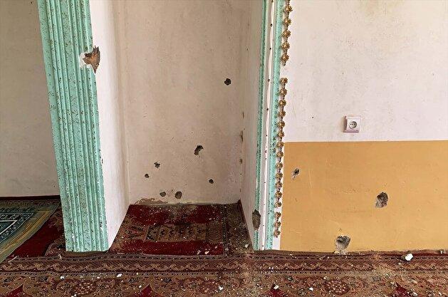 Gunmen attack killed 10 civilian at mosque in Parwan