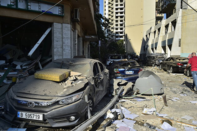 Massive explosions in Beirut rock entire city, kill over 100 and injure 4,000