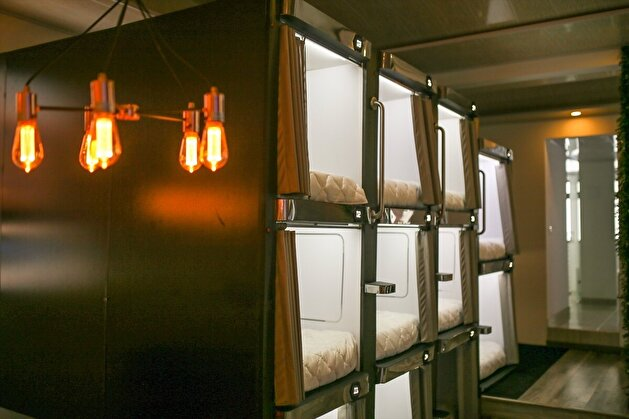 Colombia's first capsule hotel is opening in Bogota