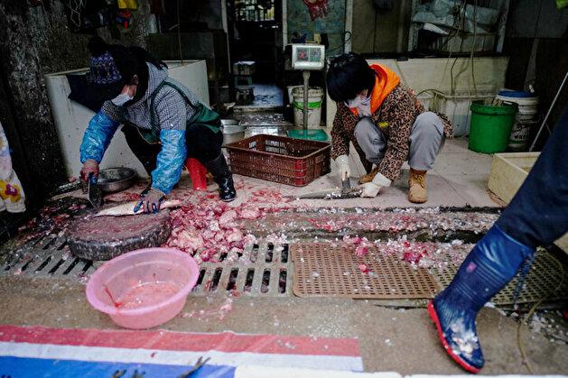 """شاهد بؤرة وباء كورونا ومركزه الرئيسي """"ووهان"""" الصينية بعد عام كامل"""