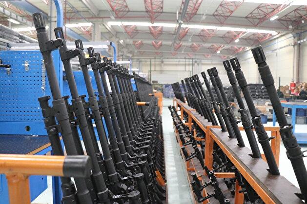Turkey to add indigenous heavy machine gun to inventory