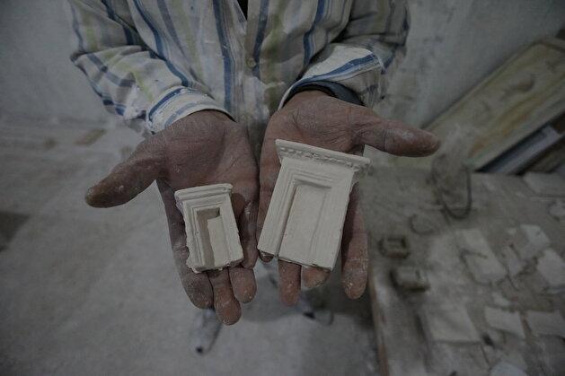 Syrian man creates gorgeous replica of ancient city Palmyra