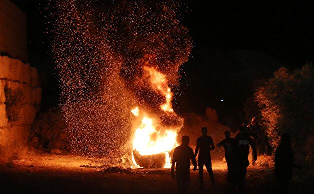 """على خُطى غزة.. """"إرباك ليلي"""" للمستوطنين بالضفة الغربية"""