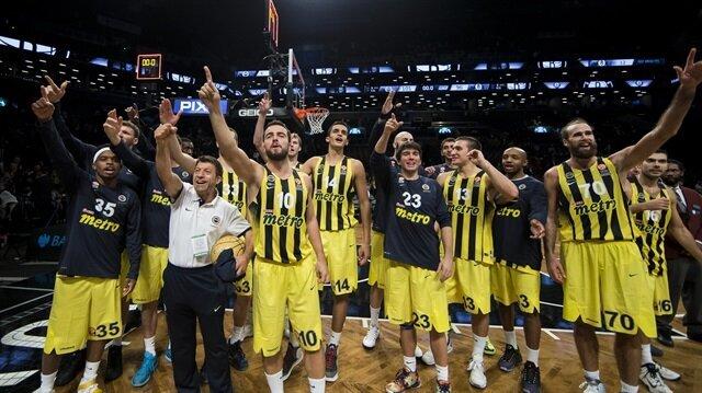 Fenerbahçe şampiyonluğa gitti