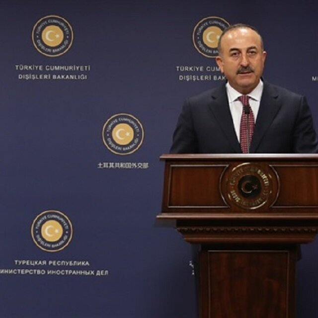 Turkish FM discusses ceasefire across Syria with Iranian FM
