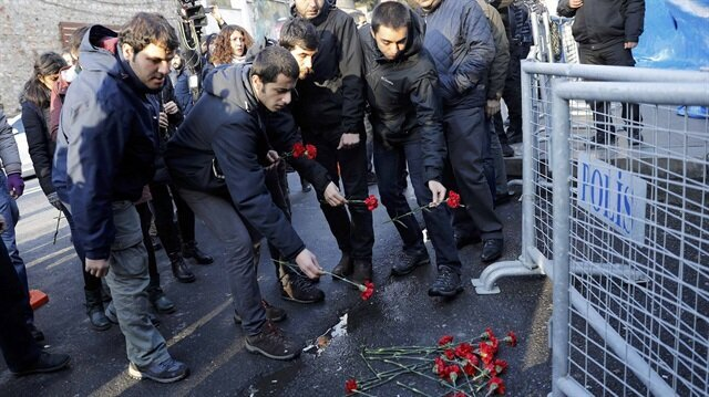 New Year's Eve nightclub attack in Istanbul