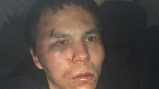 Photos show arrest of Reina attacker in Istanbul