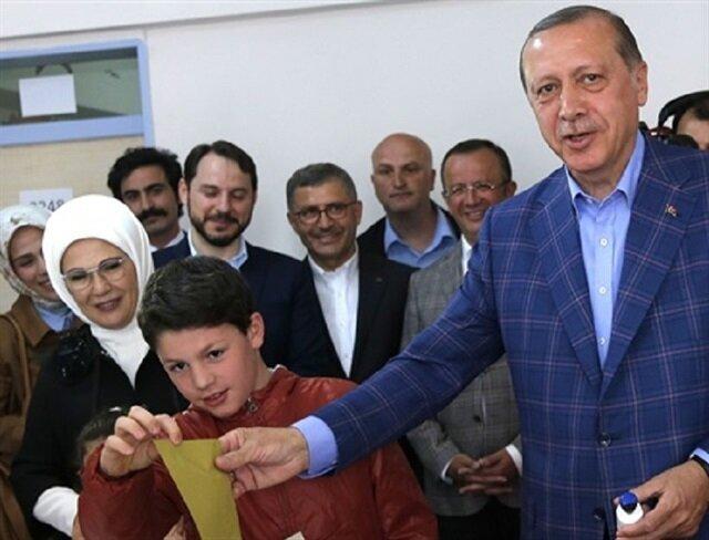 Erdoğan casts ballot in Turkish referendum in Istanbul