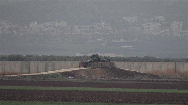 Turkey installs 'Kayı Border Security System' in Syria's Afrin