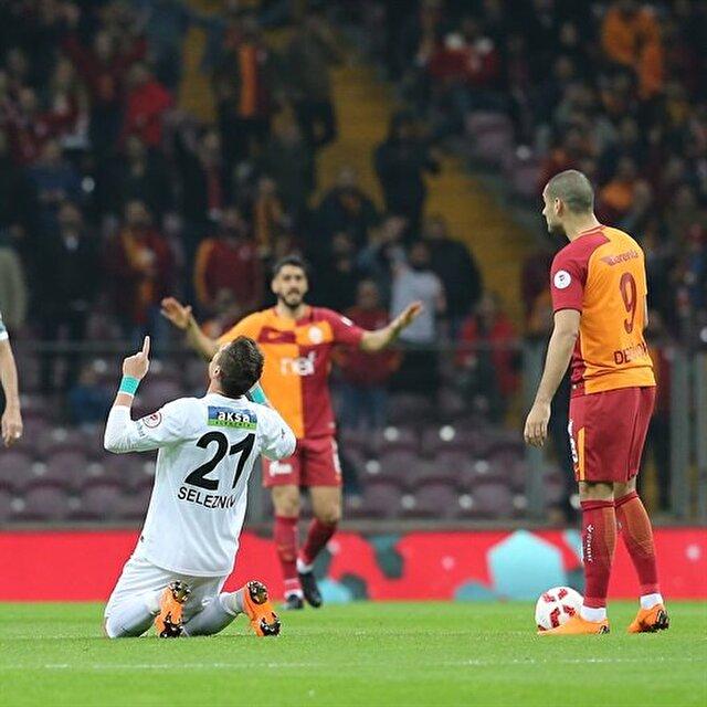بخسارة مفاجئة على أرضه.. غلاطة سراي يودّع كأس تركيا