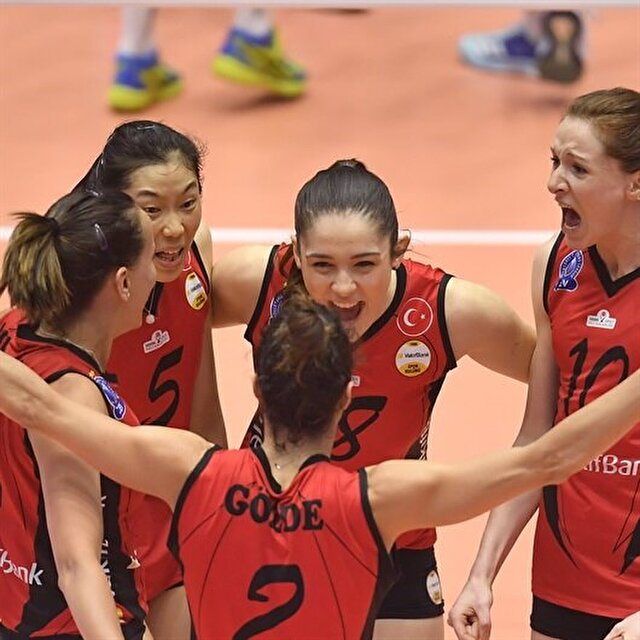 Turkish team heads to finals in top league