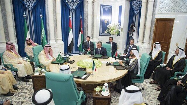 Saudi, Kuwait, UAE pledge $2.5bln in aid to Jordan