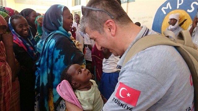 Turkey tops global humanitarian assistance list in 2017