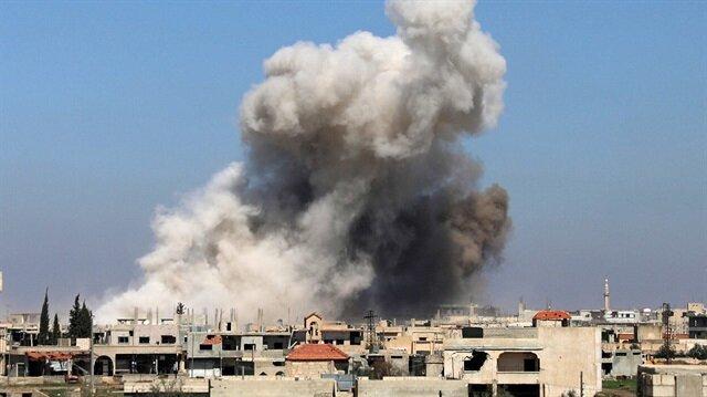 Assad presses assault in southwest, civilians flee